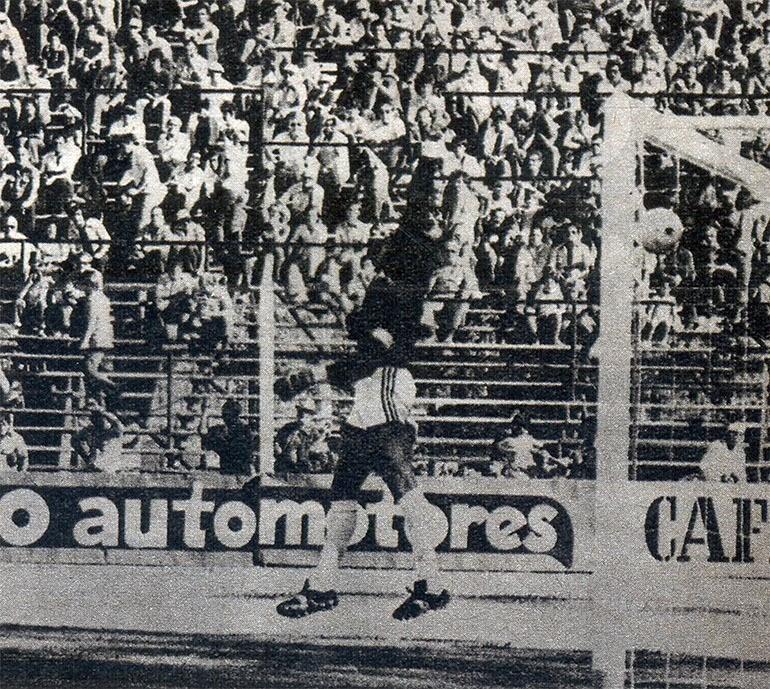 Carlos Seppaquercia, el gol más rápido de la historia del fútbol argentino