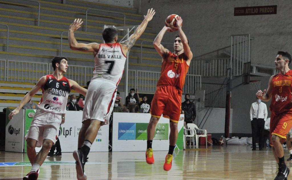 Ajustada victoria de Colon de Chivilcoy en San Nicolás