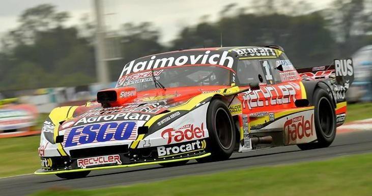 Mariano Werner ganó en San Nicolás en el TC