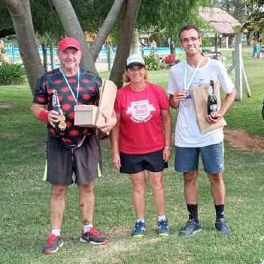 Cuchu Massa obtuvo Torneo de Tenis en Roque Pérez