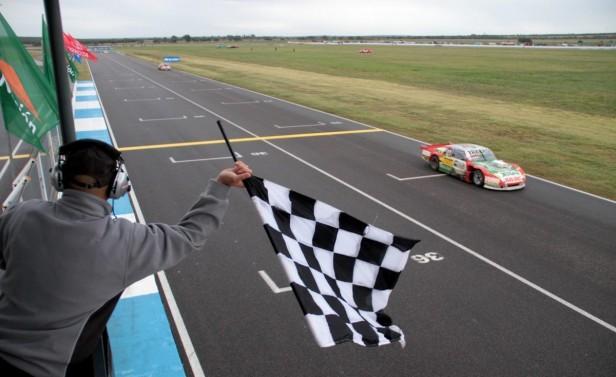 Mariano Altuna ganó en el TC. Ortelli segundo. Rossi recargado