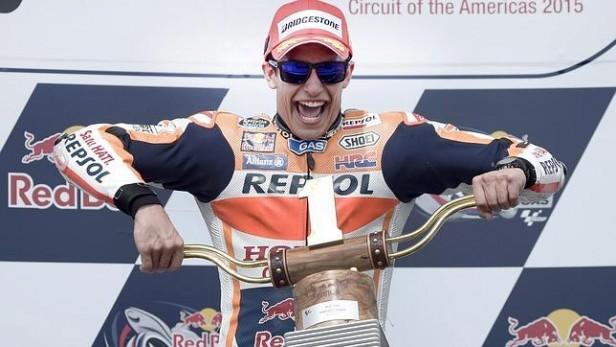Marc Márquez, conquistó el GP de las Americas 2015