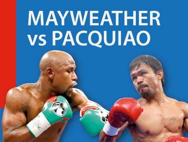 Mayweather - Pacquiao,