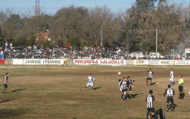 Se desarrolla hoy la sexta fecha del Torneo de Primera y segunda división