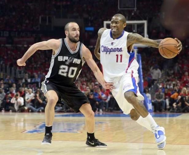 Los Spurs igualaron la serie ante los Clippers