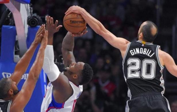 Los Spurs van por el pase a semifinales ante los Clippers