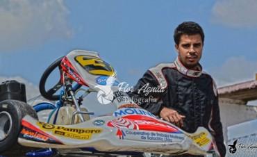 Darío Martínez ganó en el Kartódromo de Buenos Aires