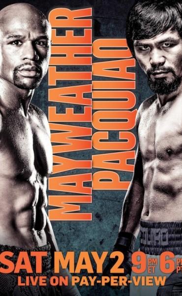 Mayweather vs Pacquiao: la pelea de los mil millones de dólares