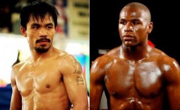 Mayweather y Pacquiao: Dos caras, dos historias