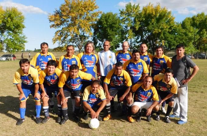 Argentino y Reynoso lideran en Veteranos