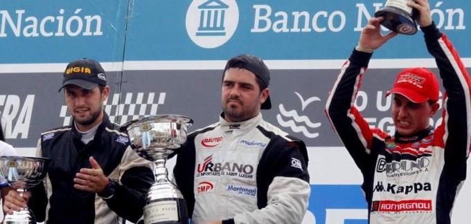 Juan Martin Bruno finalizo tercero en Concordia