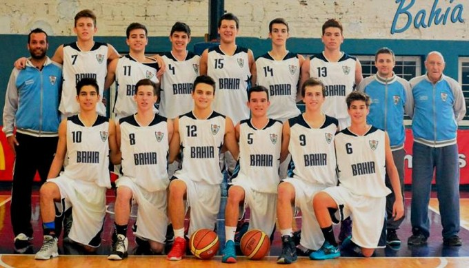Bahia Blanca campeon Provincial sub17 en La Plata