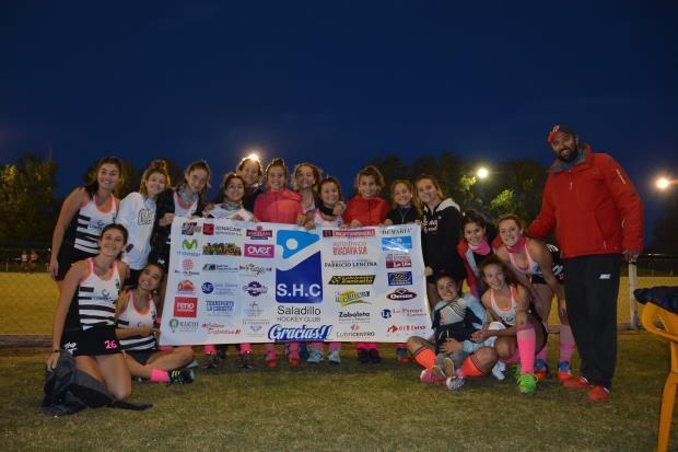Saladillo Hockey perdió en el debut del Torneo Provincial de Clubes Sub-18