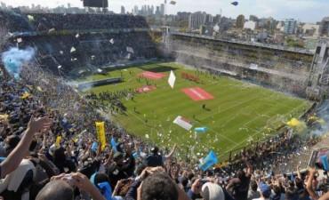 Daniel Angelici y la idea del nuevo estadio: