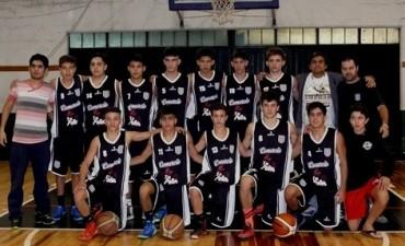 Resumen y Posiciones luego de la cuarta fecha de la Liga Juvenil de Basquet