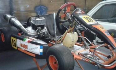 Carlos Simonetti con motor nuevo para la segunda fecha