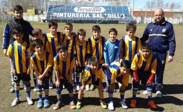 La Unión Deportiva del Centro realizo su cuarta fecha