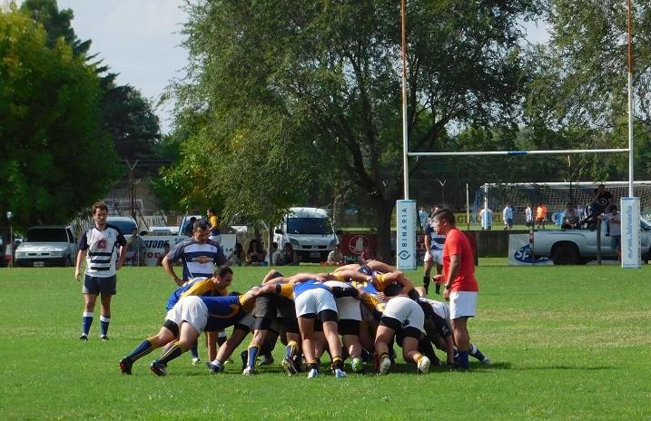 Saladillo Rugby se impuso a Banco Nación de Bragado