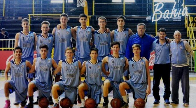 No podía ser de otra manera, Bahía Blanca campeón Provincial sub17