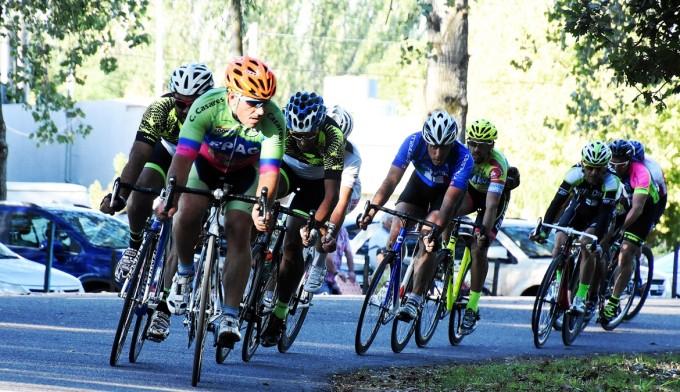 La actividad de los ciclistas saladillenses al día