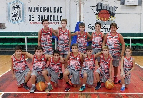 Gran Performance del club Ciudad de Saladillo ante Deportivo Colon
