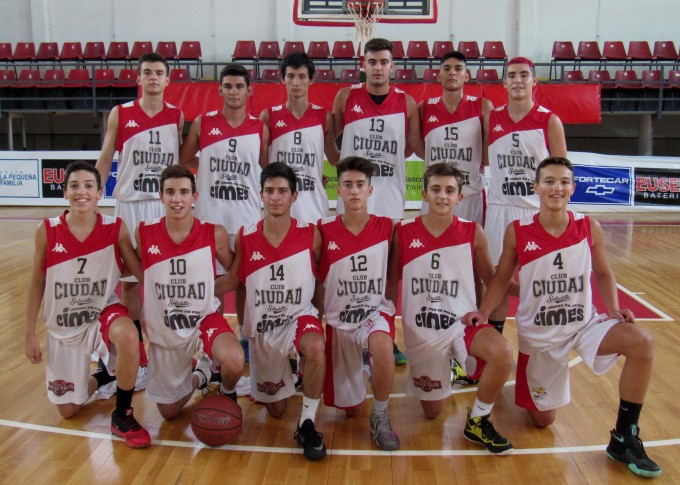 Gran triunfo de Ciudad ante Banco Nación por la Liga Juvenil
