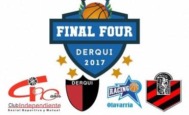 El Final Four se realiza en Presidente Derqui
