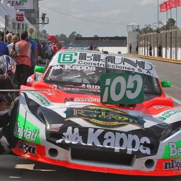 Juan Martín Bruno 37° en la clasificación del viernes