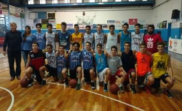 Con cuatro saladillenses entrenó la preselección de básquet sub15 en Chivilcoy