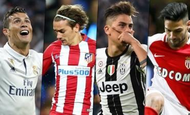 Semifinales de la Champions: Real Madrid contra el Atlético y Mónaco ante Juventus