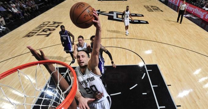 Los Spurs de Ginóbili le ganaron a los Grizzlies y se pusieron 2-0