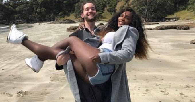 Serena Williams está embarazada y dejará el circuito