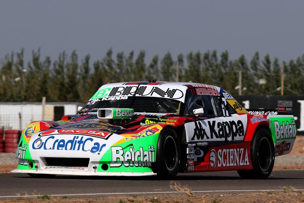 Juan Martin Bruno larga hoy en la tercera serie en San Luis