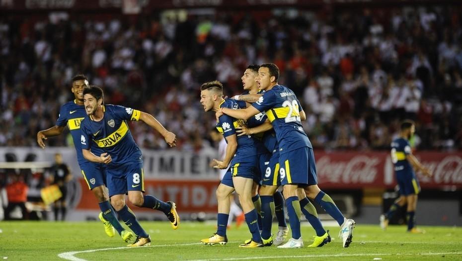 Boca quiere su primer triunfo en la Copa ante el Atlético de Teo Gutiérrez