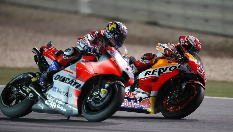 Moto GP: presentaron el Gran Premio de Las Termas de Río Hondo