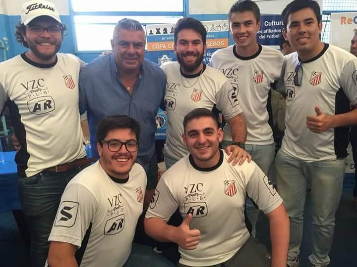 Nelson Lujan representó a Bolívar en la 8° Copa de Ajedrez AFA 2018