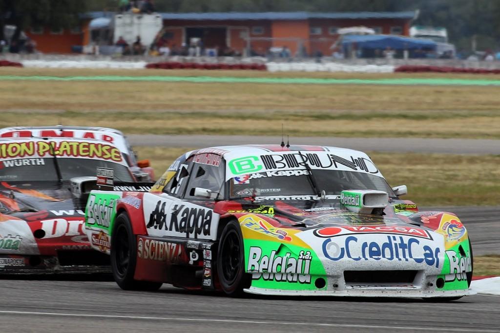 Aguirre dominó la primera clasificación del TC. Juan Martín Bruno noveno