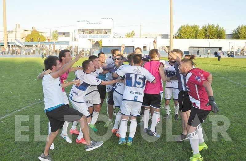 El Fortín (Olavarría) ascendió al Torneo Regional Amateur 2019