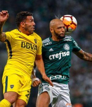 Boca busca la punta de su grupo ante Palmeiras en La Bombonera