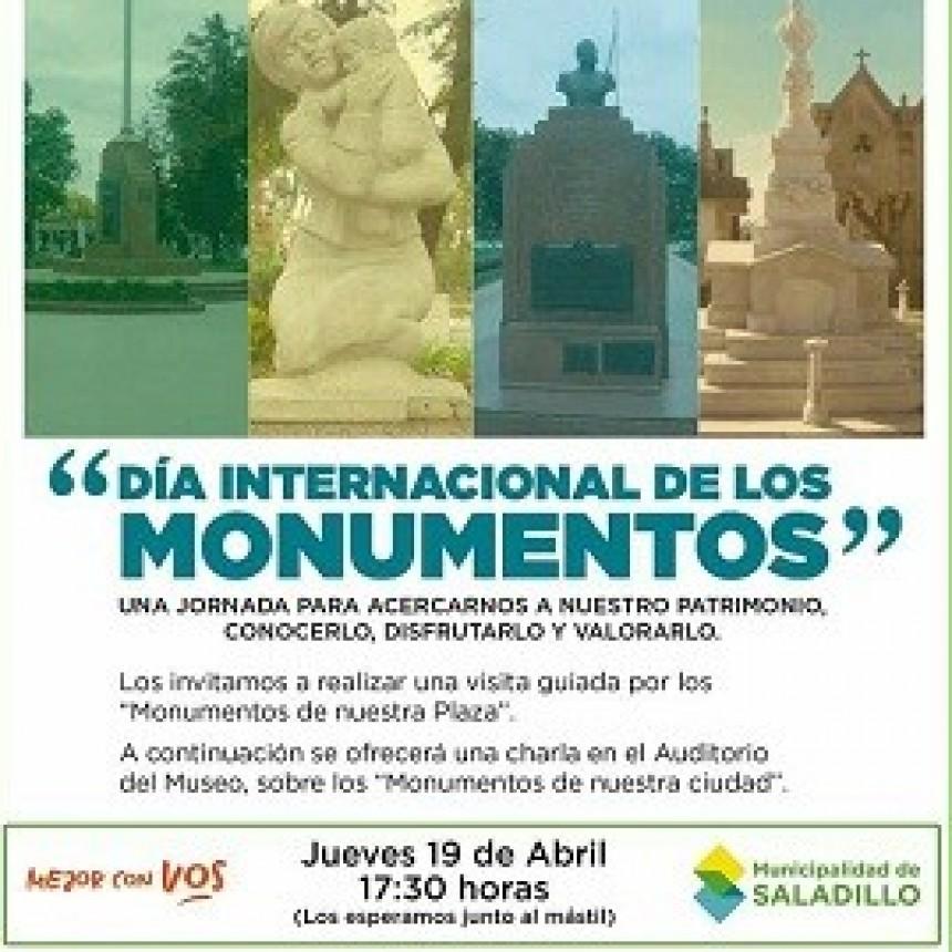 Día Internacional de los Monumentos en Saladillo