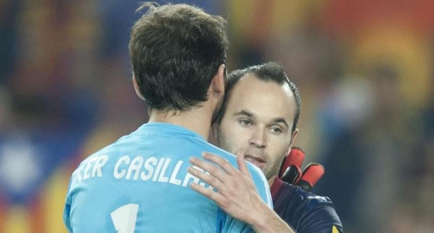 """Andrés Iniesta: """"Es mi última temporada en el Barcelona, ya no podría dar lo mejor de mí"""""""