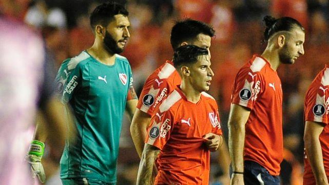 Independiente no tuvo mística copera y cayó ante Corinthians