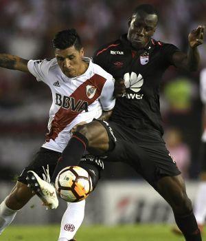 River igualó frente a Independiente Santa Fe en un partido con pocas emociones
