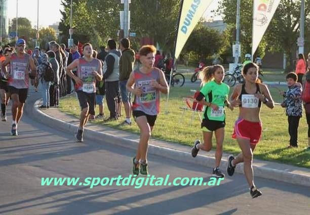 Excelentes resultados de Aguilera y Almirón en La Pampa