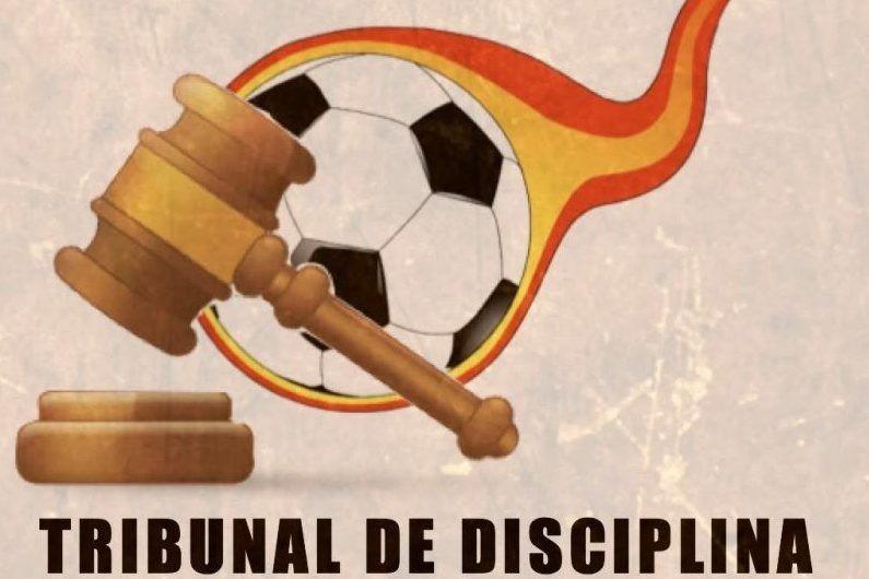 Se conocio el informe Tribunal de penas de la liga de Fútbol