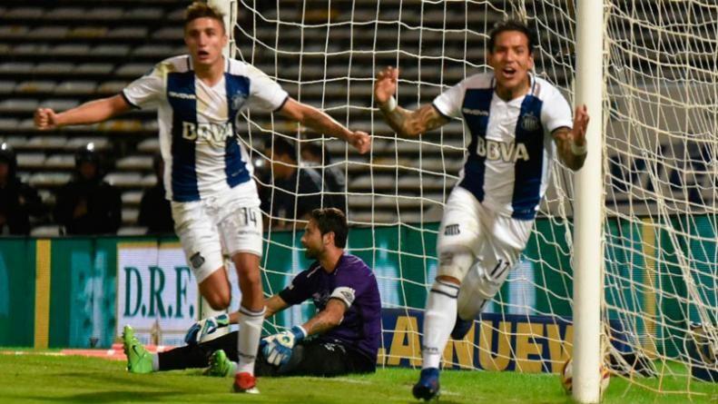 El Talleres de Nahuel Tenaglia le ganó 3-2 a Atlético Tucumán en el partido de ida
