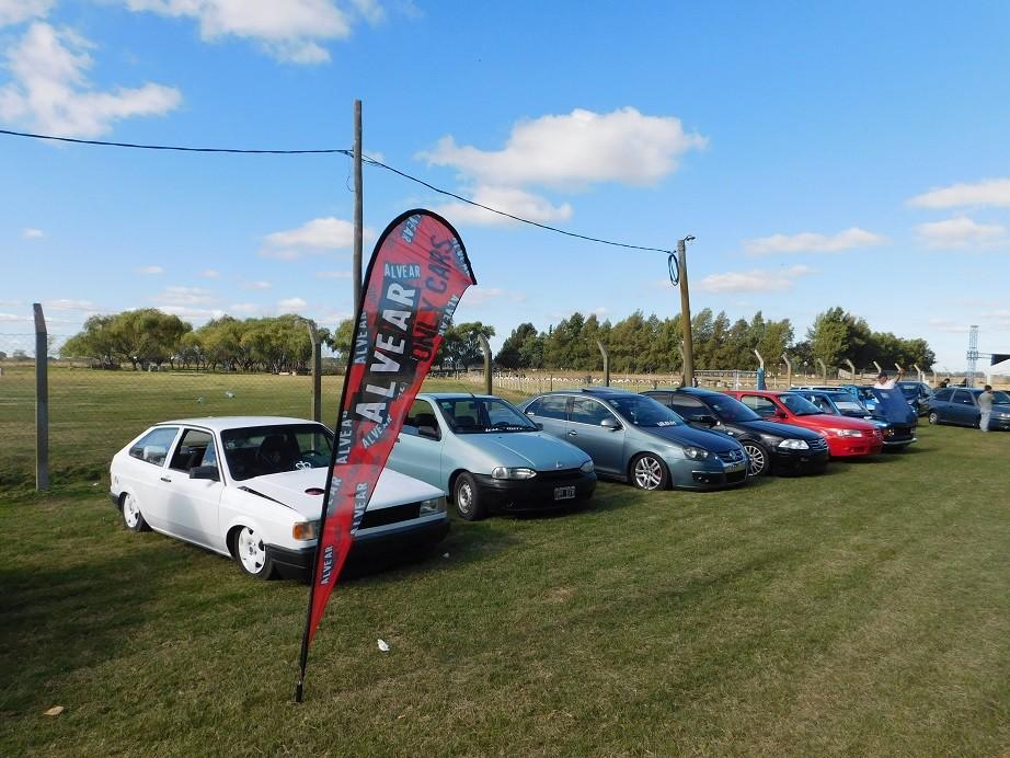 Se realizó Encuentro de Autos en el Saladillo Automóvil club