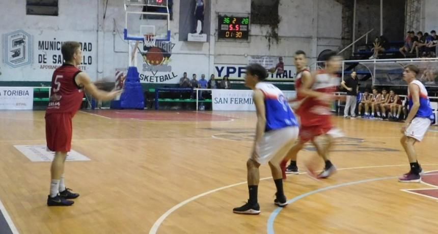 Doble jornada y dos triunfos de Ciudad en la Liga Juvenil