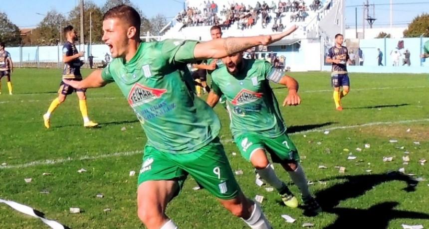 Ferro de Olavarría avanzó a semifinales del Regional Amateur