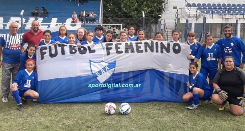 Continúa su marcha el Torneo Femenino de Fútbol